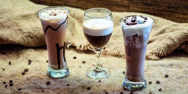 Osviežujúca ponuka - 3 druhy ľadovej kávy!
