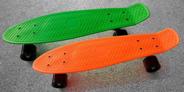 Skateboardy pre začínajúcich i pokročilých jazdcov