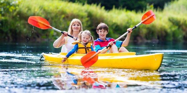Detský denný prázdninový tábor pri vode