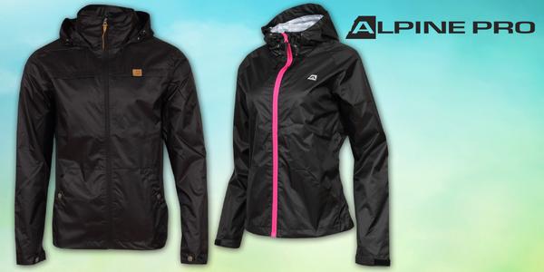 Dámska a pánska bunda Alpine Pro