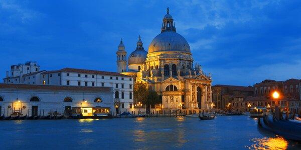 Benátky ako na dlani: 2 alebo 3 noci s raňajkami