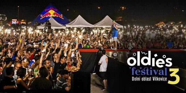 Oldies Festival: Najväčšia open air akcia v ČR