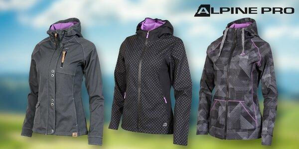 Dámska softshellová bunda Alpine Pro