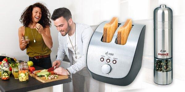 Hriankovač, kuchynská váha alebo elektrický mlynček