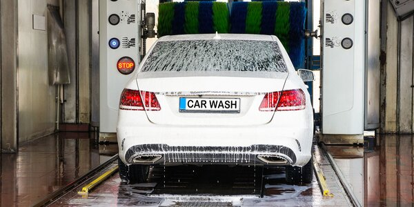 Umytie automobilu v autoumyvárni CAR WASH v Krškanoch