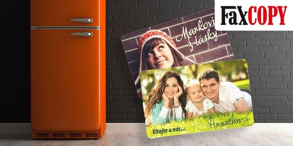 Fotomagnetky na chladničku - 4 ks