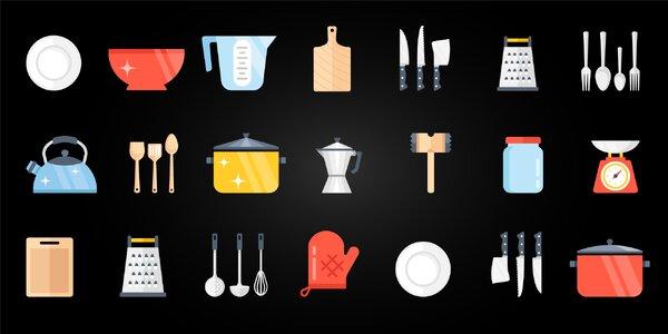 Všetko do kuchyne!
