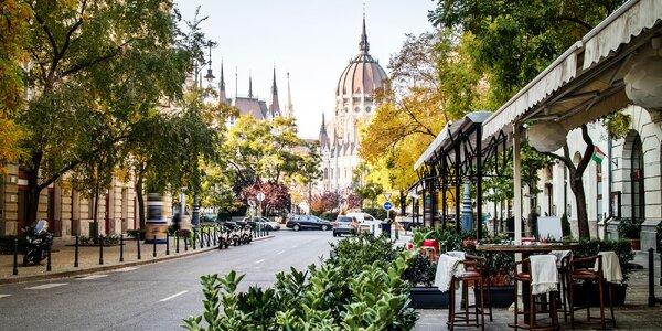 Apartmány priamo v centre Budapešti