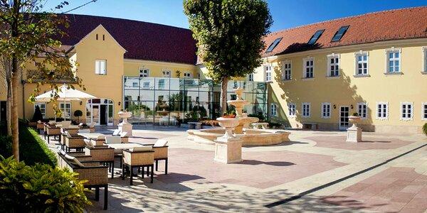 Víkendový wellness pobyt pre 2 osoby v Maďarsku