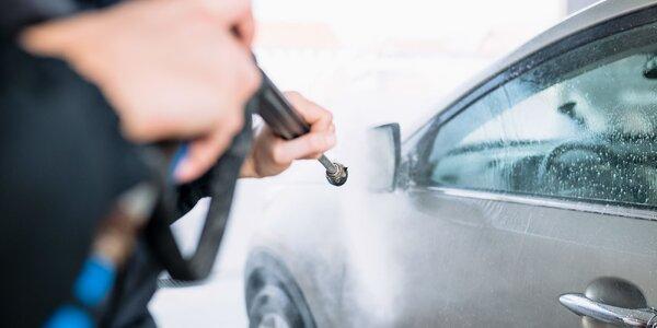Ručné umytie či ochrana karosérie auta