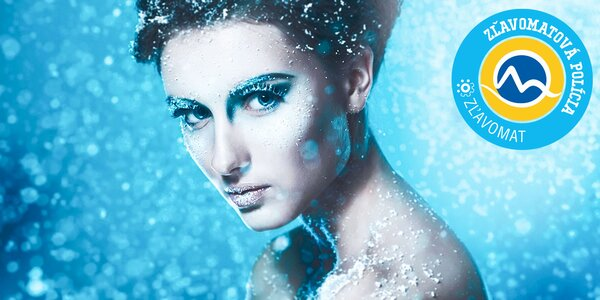 Príjemne chladivá kryokomora pre vaše zdravie