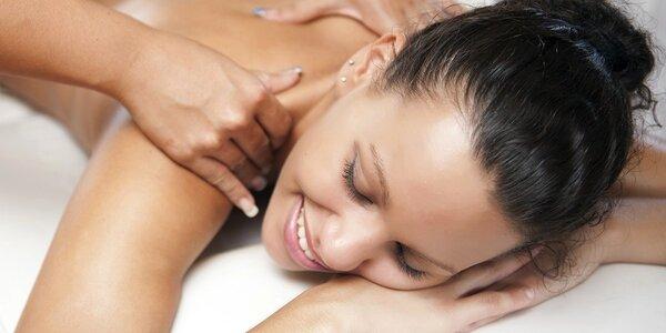 Super oddych pri masážach v Eurovea