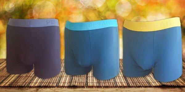 Pánske boxerky z bambusového vlákna (2 ks)