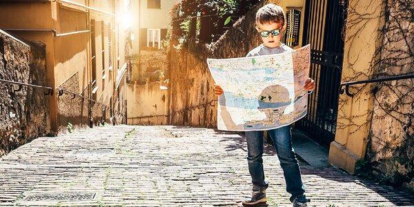 Hľadanie pokladov v Bratislave pre rodiny s deťmi