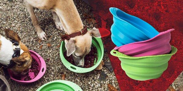 Cestovná miska pre psa Beco Bowl