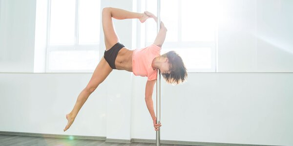 Lekcie pole dance v Pole Fitness Academy