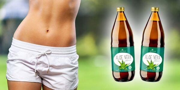 Allnature Premium Aloe Vera (2 × 1000 ml)