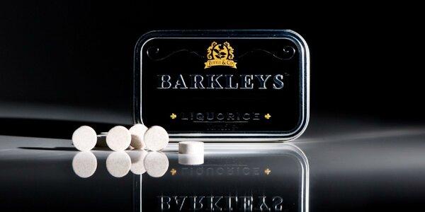 Balenie amerických bonbónov Barkleys mints