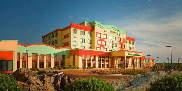 Letný exkluzívny pobyt v Hoteli SAVANNAH**** deluxe