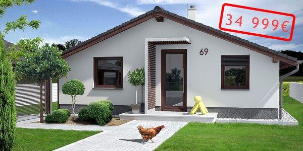 Rodinný dom na kľúč Stilo Absolut od BAU holding
