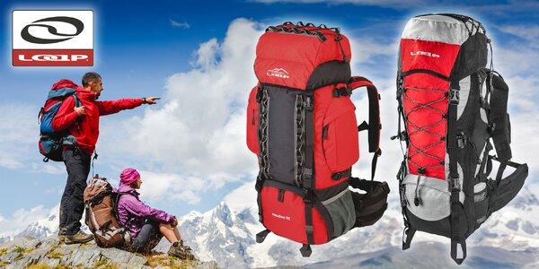 Turistické batohy, posuvný chrbtový systém