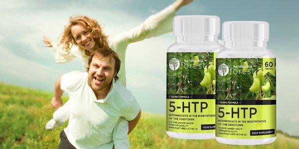5-HTP tablety: Príroda vám zdvihne náladu!
