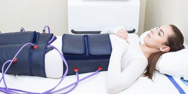 Prístrojová lymfodrenáž či kryolipolýza