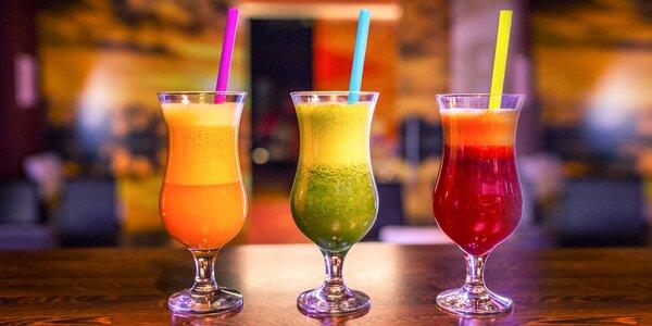 Fresh drinky pre jednu alebo dve osoby