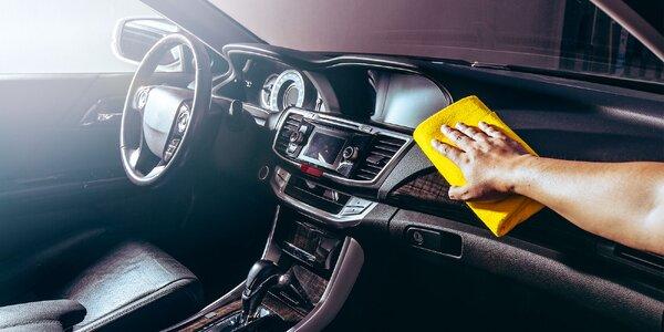 Čistenie interiéru+exteriéru všetkých vozidel