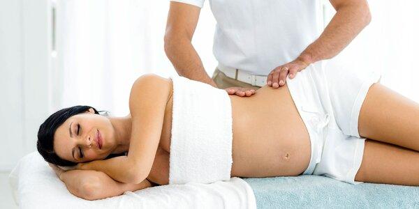Tehotenská, celotelová alebo Dorn-Breussova masáž