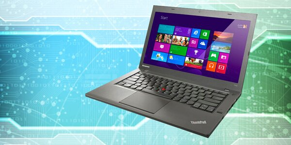 Prémiový notebook Lenovo ThinkPad T440 !