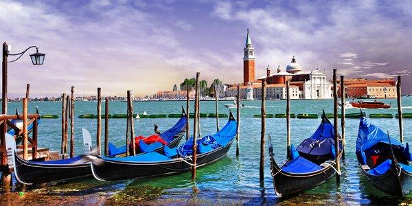Pobyt v očarujúcom hoteli pri Benátkach