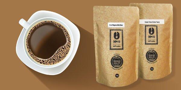 Plantážne kávy od iCaffe