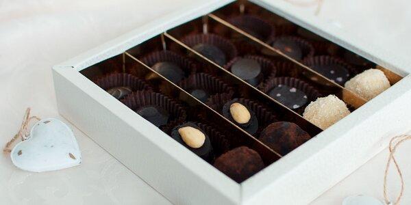 RAW bonboniéra - chutné a zdravé bonbóny