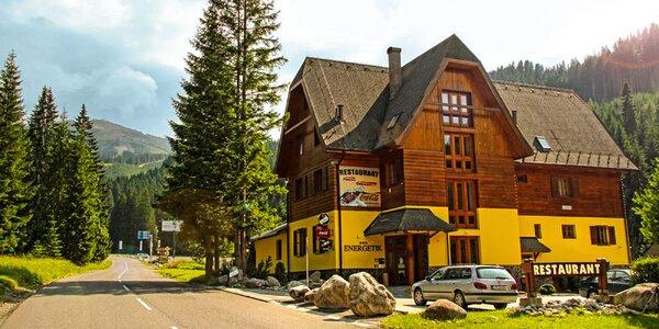 Letný rodinný pobyt v Jasnej*** s Tatralandiou a Bešeňovou