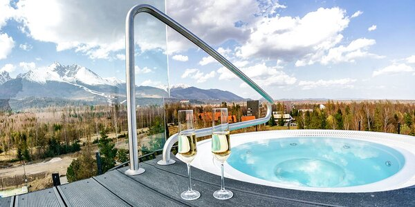 Relax v luxusných tatranských wellness centrách