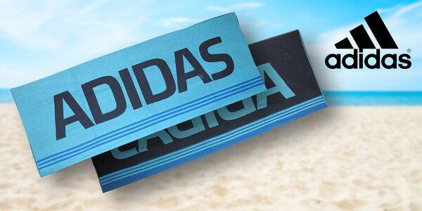 Veľká osuška Adidas k bazénu alebo na pláž