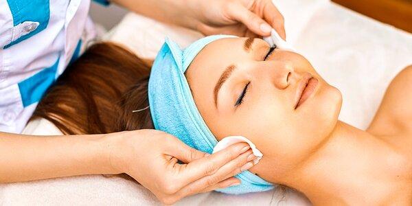 Hĺbkové čistenie pleti so skin scrubberom