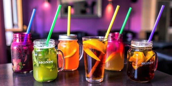 Nealko drinky alebo pivné limonády v GARIBALDI'S