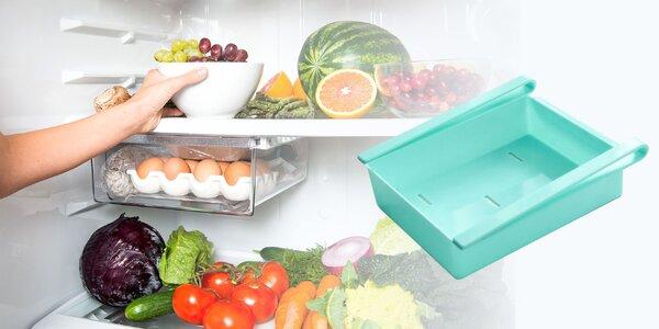Zásuvný organizér do chladničky