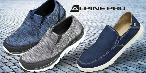 Mestská pánska obuv Alpine pro