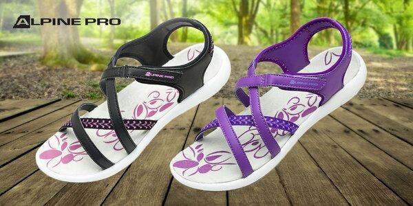 Kvalitné dámske sandále Alpine Pro