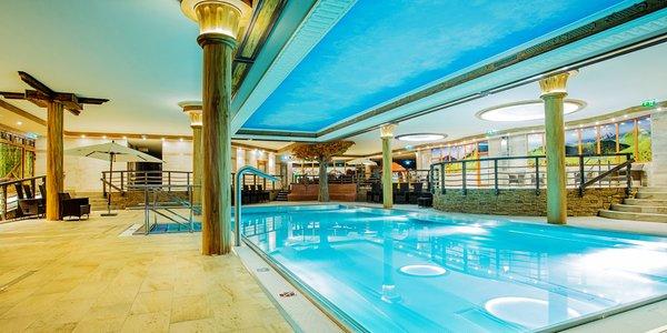 Nový AQUA SPORT HOTEL*** so špičkovým vodným a saunovým svetom