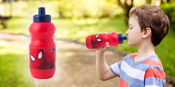 Detská fľaša Spiderman