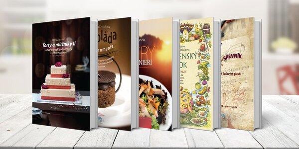 Knihy pre každého aj s doručením