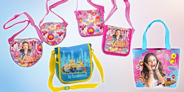 Batohy a kabelky pre všetky dobré deti