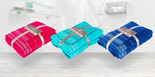 Darčekový set uterákov DOTS