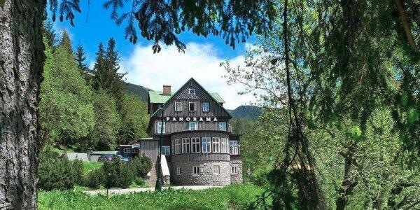 Letná i jesenná dovolenka v Špindlerovom Mlyne