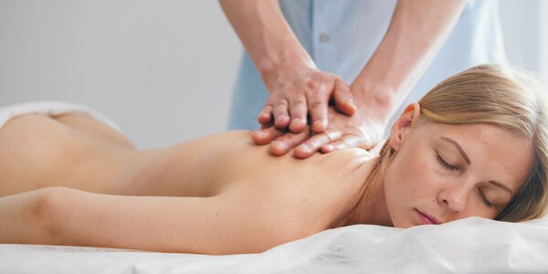 Masáže chrbta, šije, bedier či celého tela