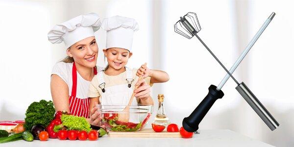 Praktickí pomocníci do kuchyne